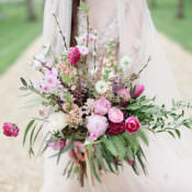Cherry Blossom Soft Spring Wedding Ideas