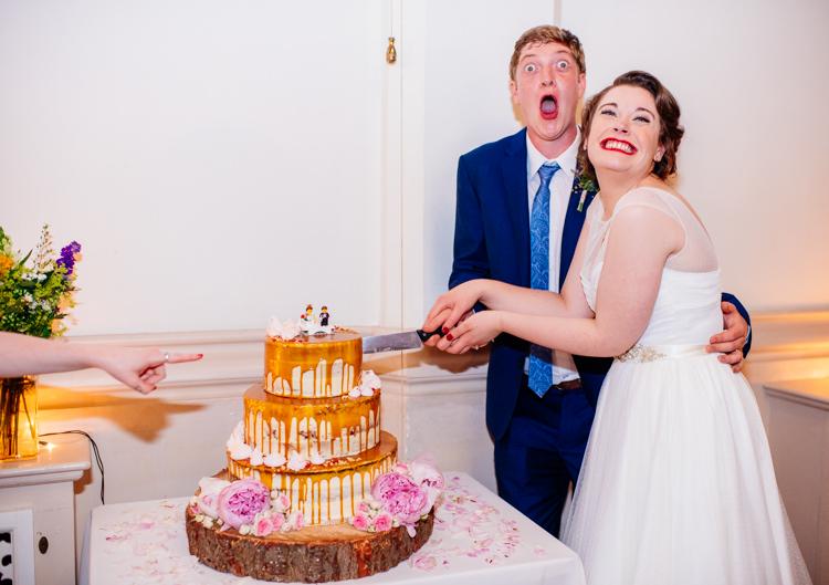 Quirky Vintage Fun Loving Hall Wedding http://www.karolinasimankowicz.com/