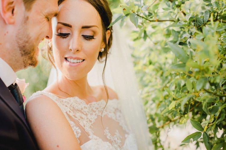 Bride Groom Close Romantic Vibrant Pink Wedding Trieste http://www.emotionttl.com/en/home/