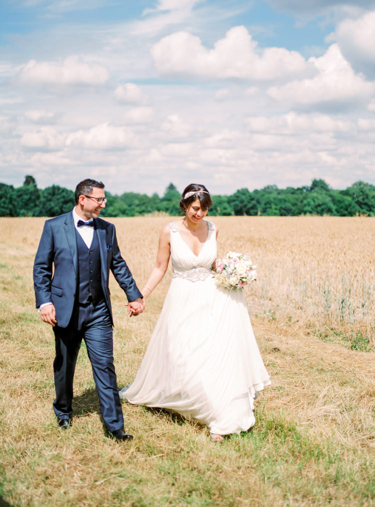 Jenny Packham Daphne Dress Bride Bridal Gown Whimsical Luxury Summer Garden Party Wedding https://www.wookiephotography.com/