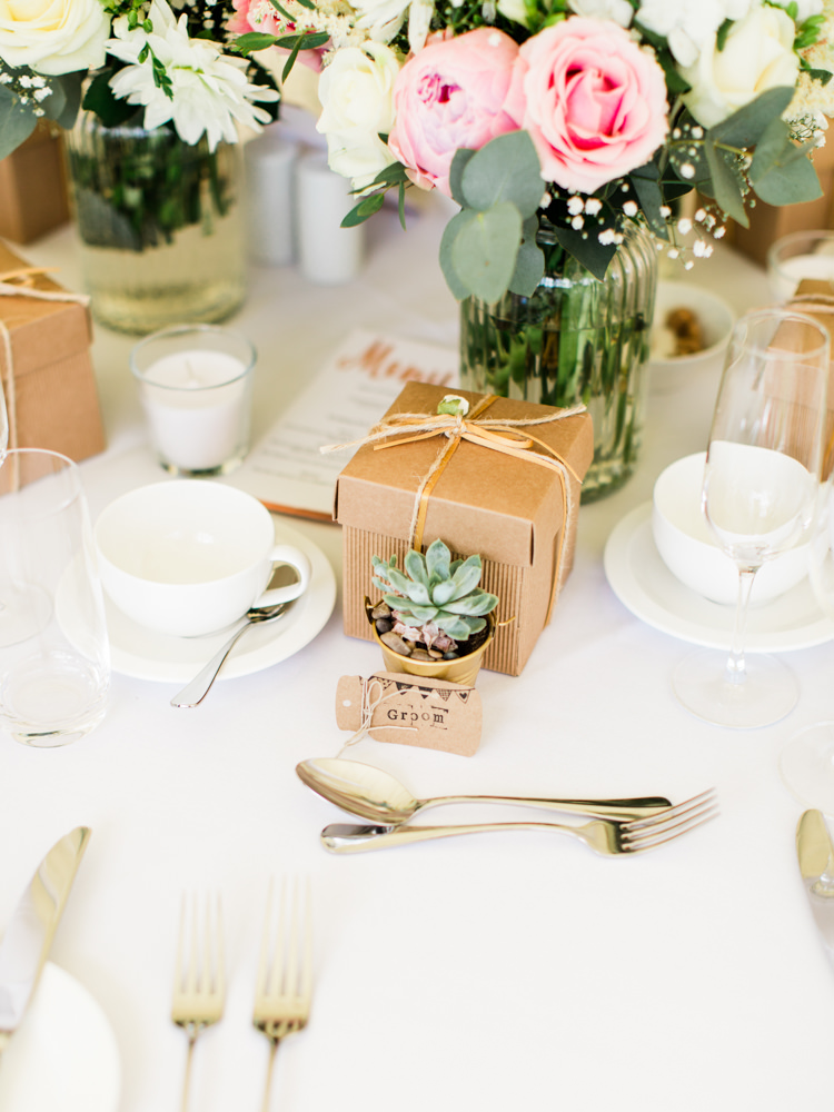 Place Name Setting Card Whimsical Luxury Summer Garden Party Wedding https://www.wookiephotography.com/