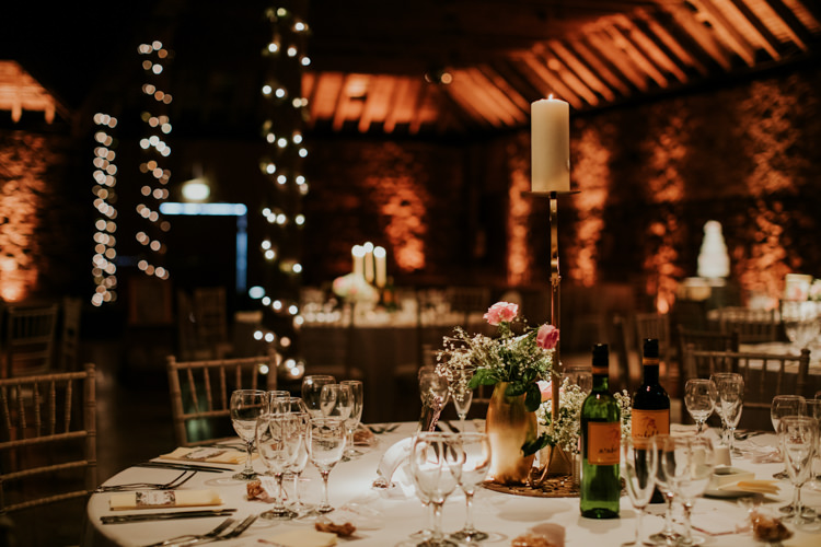 Magical Blush Pink Gold Barn Wedding http://www.johnjohnstonphotography.co.uk/