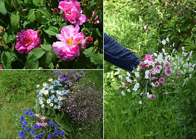 UK British Seasonal Home Grown Wedding Flowers
