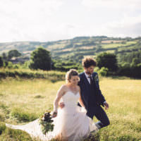 Summer Wedding Ideas UK Outdoor Inspiration http://www.jennawoodward.com/
