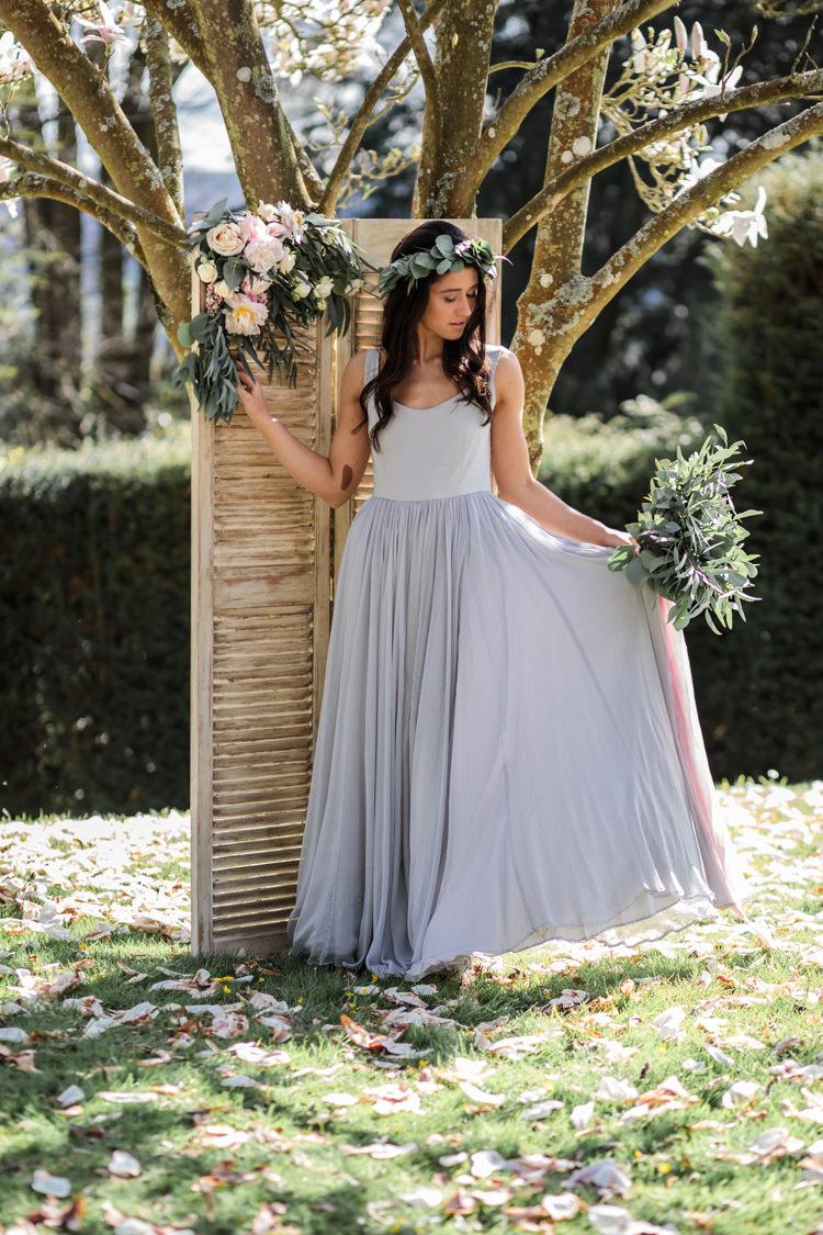 Wooden Backdrop Flowers Floral Pretty Soft Country Garden Pastel Wedding Ideas https://www.ellielouphotography.co.uk/