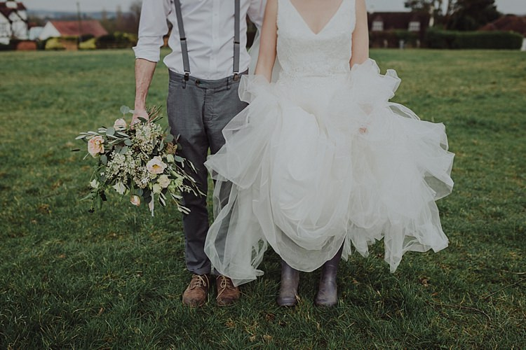 Modern Botanical Copper Geometric Wedding Ideas http://www.kategrayphotography.com/