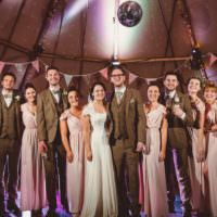 Rustic Homemade Country Tipi Wedding http://www.pottersinstinctphotography.co.uk/
