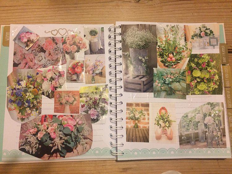 Bride Diary Journal Bride Bridal Planning Blog UK
