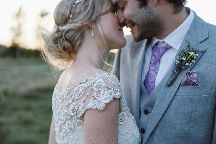 Pretty Purple Pastels Country Wedding http://www.nataliejweddings.com/