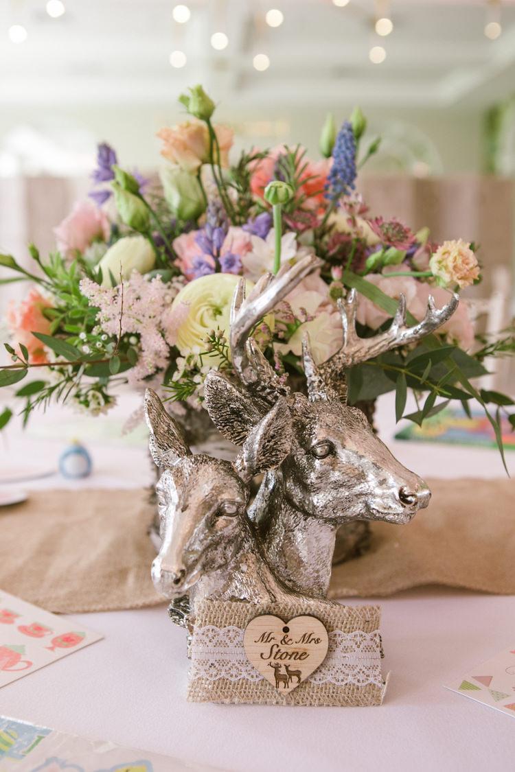 Easter Spring Woodland Wedding http://emmastonerweddings.com/