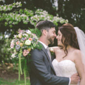 Easter Spring Woodland Inspired Wedding