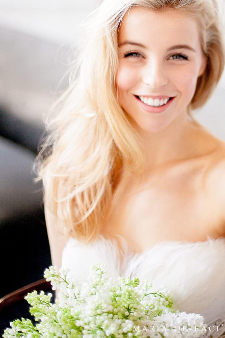 Wedding Skin Beauty Skincare Routine Make Up Bridal Bride www.mariadefaci.com