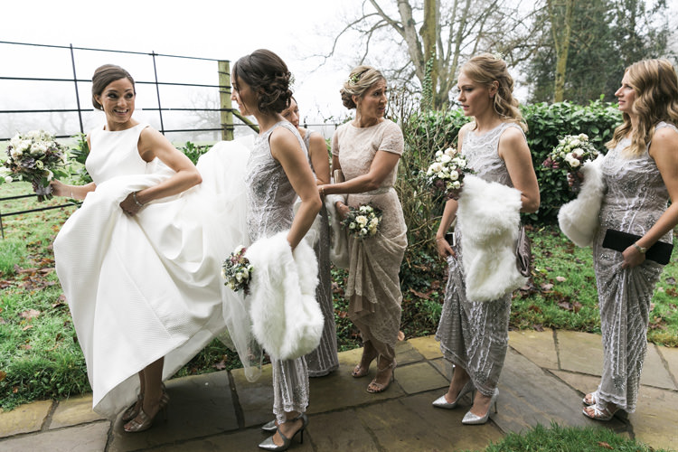 Gorgeously Glam New Years Eve Wedding http://www.photographybykrishanthi.co.uk/