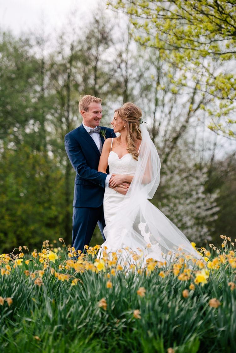 Veil Bride Bridal Industrial Glam Marquee Wedding http://www.stottandatkinson.com/