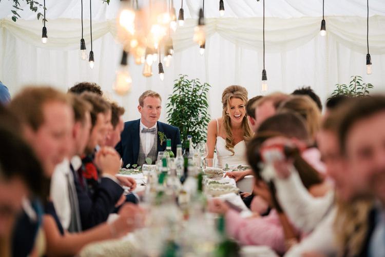 Industrial Glam Marquee Wedding http://www.stottandatkinson.com/