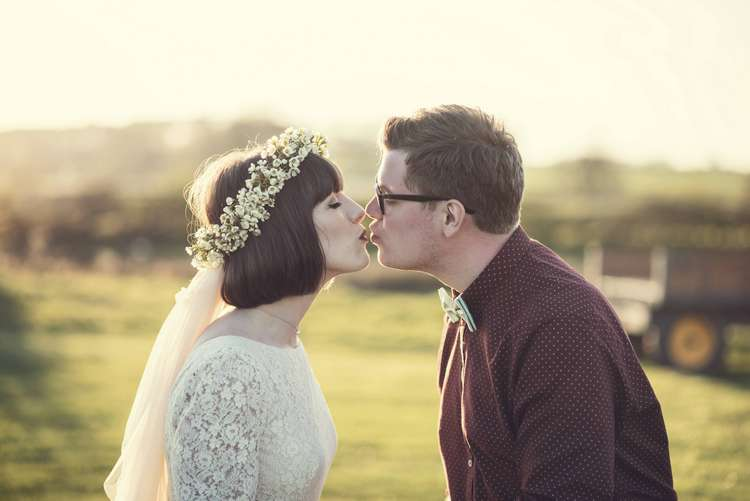 Quirky Seaside Farm Wedding http://www.thomasthomasphotography.co.uk/