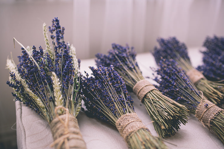 Lavender Bouquet UK British Seasonal Home Grown Wedding Flowers http://storyandcolour.co.uk/