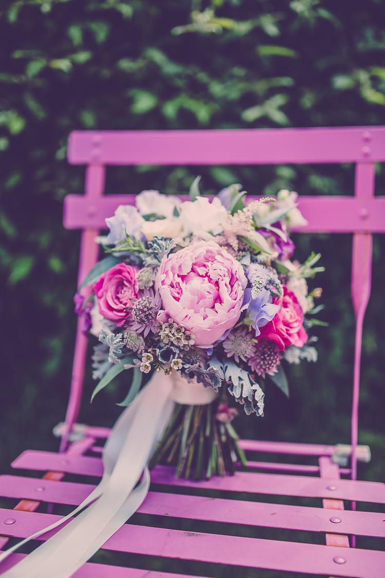 Peony Peonies Bouquet UK British Seasonal Home Grown Wedding Flowers http://hayleybaxterphotography.com/
