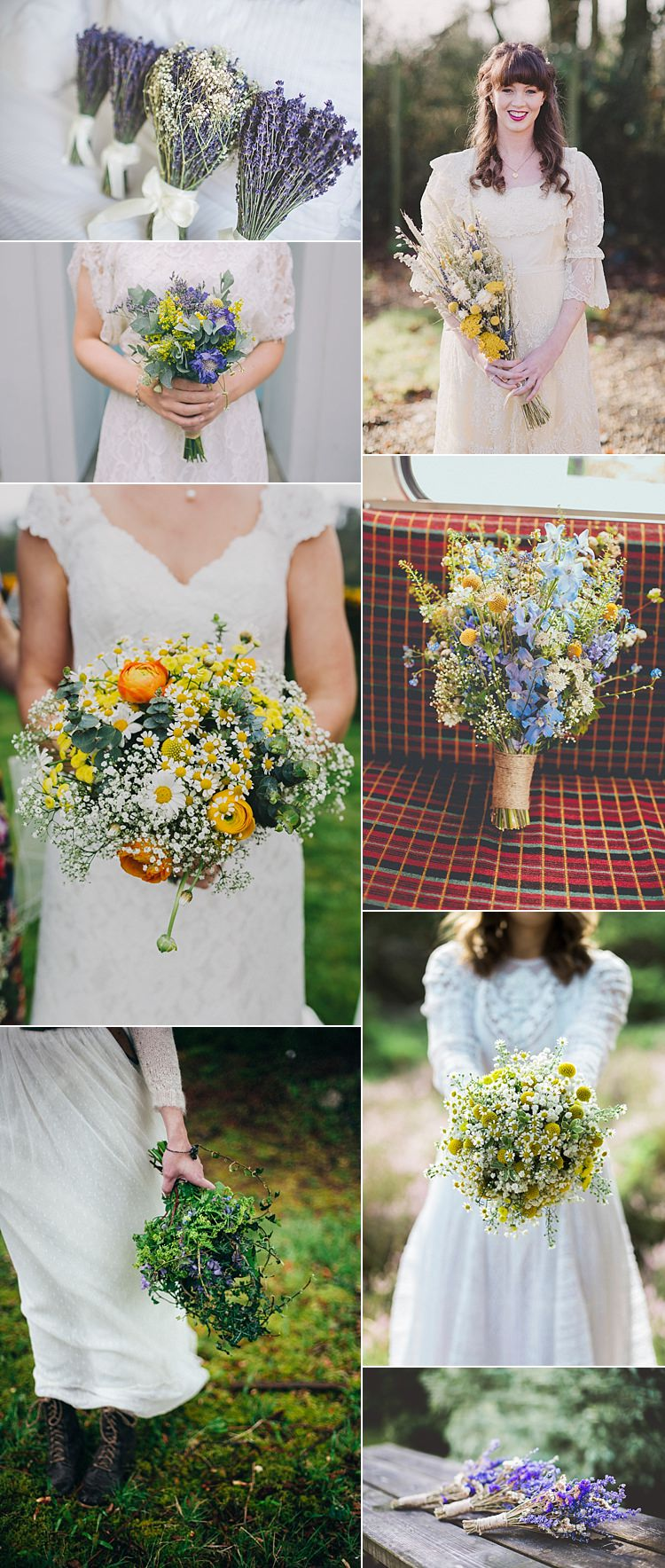 Eco Friendly Conscious 2017 Wedding Flower Trends Bouquets Ideas Inspiration