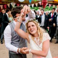 Homemade Wedding Dress Whimsical Wonderland Weddings - Homemade Wedding Dress
