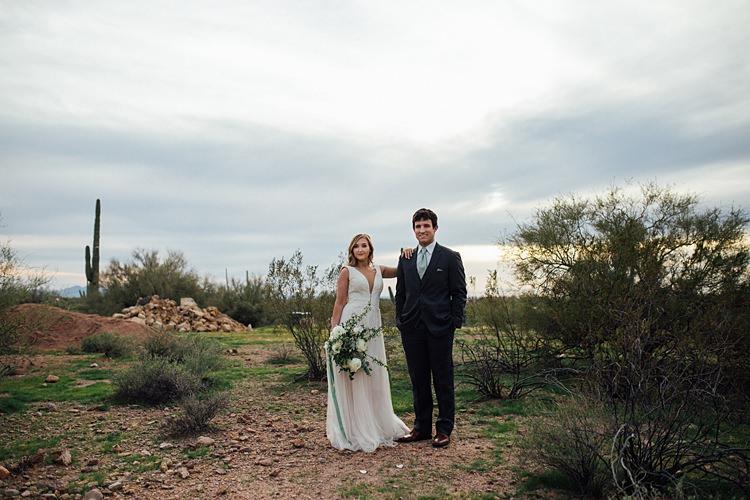 Bride Groom Romantic Desert Elopement Ideas http://beginningandendphoto.com/