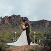 Romantic Desert Elopement Ideas