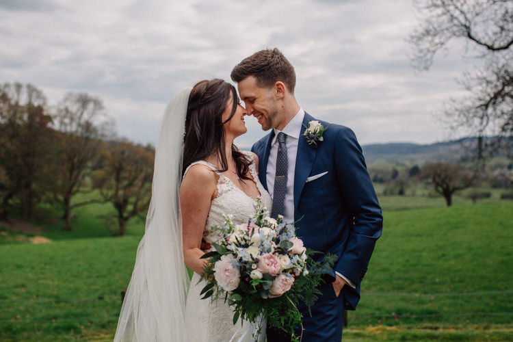 Delightfully Stylish Spring Wedding in the Lake District http://jamiedunnphotography.com/