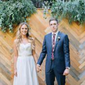 Bohemian Outdoor Greenery Wedding in Georgia