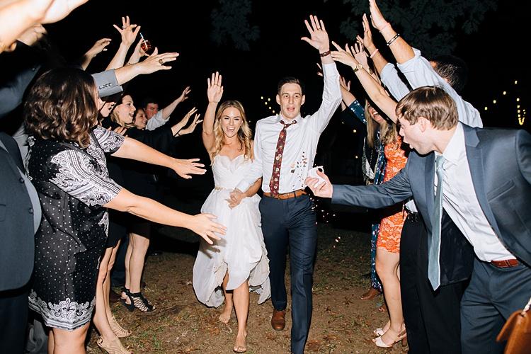 Party Bride Groom Dancing Bohemian Outdoor Greenery Wedding Georgia http://www.sowingclover.com/