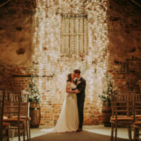 Rustic Charm Contemporary Pastel Barn Wedding http://www.bloomweddings.co.uk/