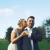 Relaxed Bohemian Spring Barn Wedding