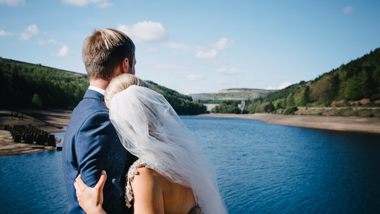Rustic DIY Wedding at Home in the Peak District http://www.peakography.co.uk/