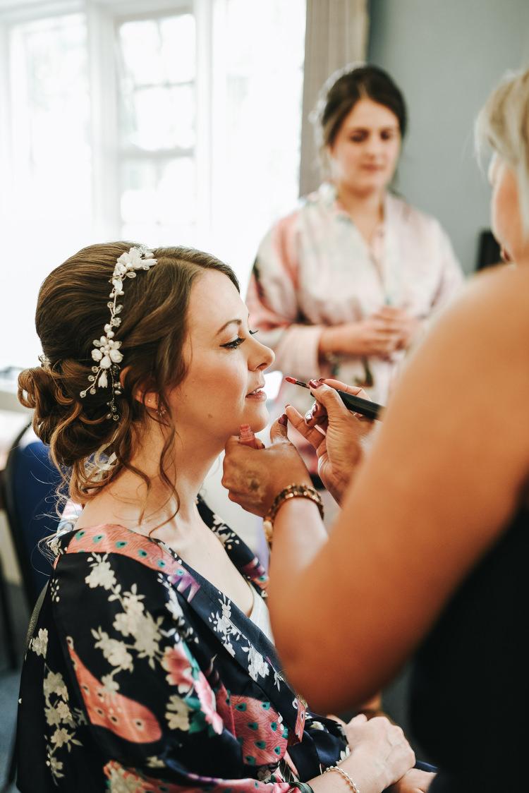 Hair Bride Bridal Vine Style Crafty Fun Budget Friendly Wedding https://www.pearbearphotography.com/