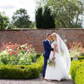 Graceful Walled Garden Wedding