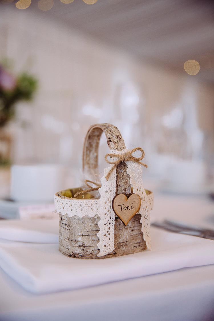 Kids Child Wooden Basket Favour Romantic Soft Pastel Pretty Wedding http://hayleybaxterphotography.com/