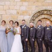 Romantic Soft Pastel Pretty Wedding