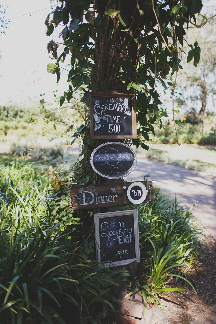 Order Events Signs Glam Twinkling Ranch Wedding Florida https://www.stacypaulphotography.com/