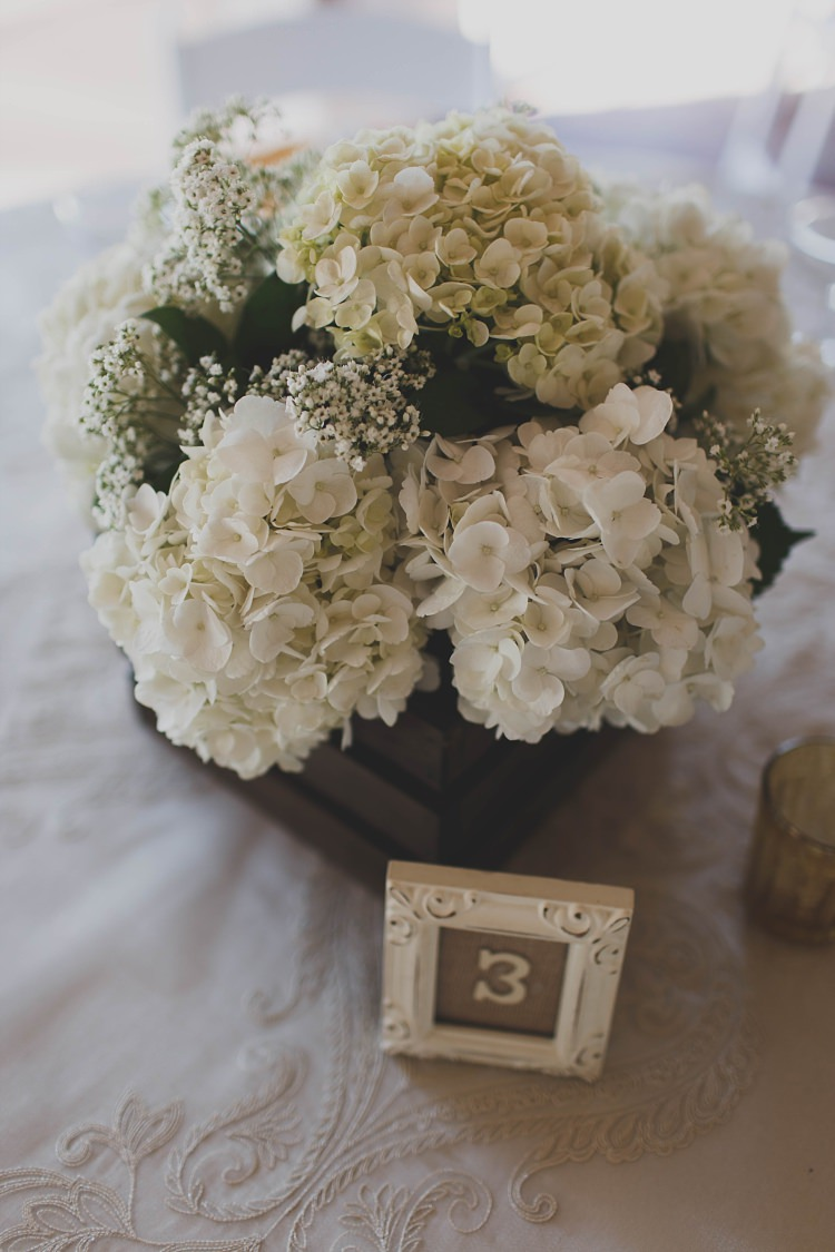 Table Number Decoration Glam Twinkling Ranch Wedding Florida https://www.stacypaulphotography.com/