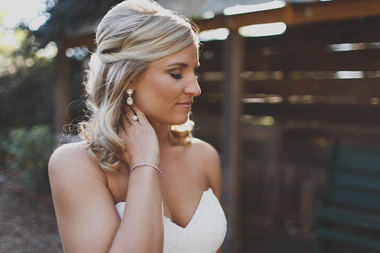 Bride Close Glam Twinkling Ranch Wedding Florida https://www.stacypaulphotography.com/