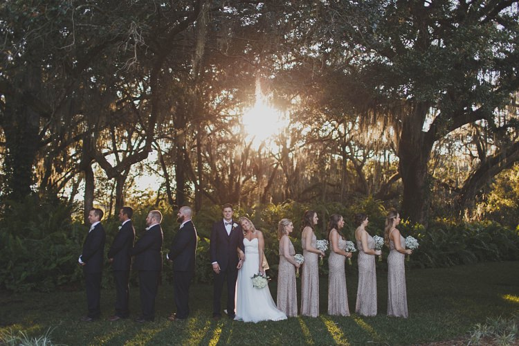 Bridal Party Glam Twinkling Ranch Wedding Florida https://www.stacypaulphotography.com/