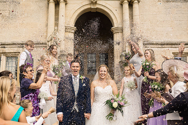Confetti Throw Charming Natural Countryside Tipi Wedding http://www.pauljosephphotography.co.uk/