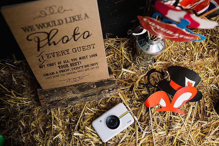 Photo Booth Charming Natural Countryside Tipi Wedding http://www.pauljosephphotography.co.uk/