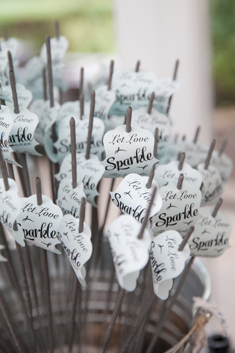 Sparklers Let Love Sparkle Summer Festival Country Estate Wedding http://kerryannduffy.com/