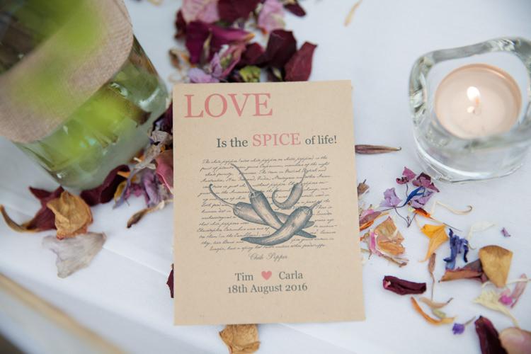 Seed Favours Chilli Summer Festival Country Estate Wedding http://kerryannduffy.com/