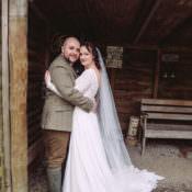 Simple & Cosy Country Winter Wedding