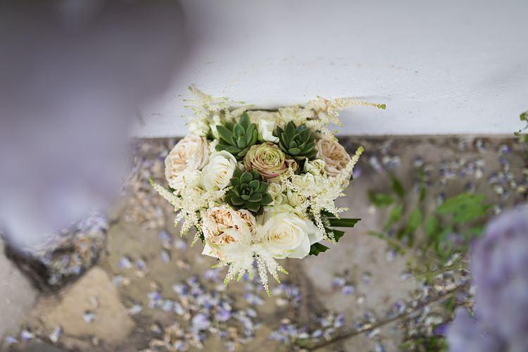 Succulent Rose Astilbe Bouquet Flowers Bride Bridal Big Stylish Outdoors Glamping Wedding https://www.jessyarwood.co.uk/