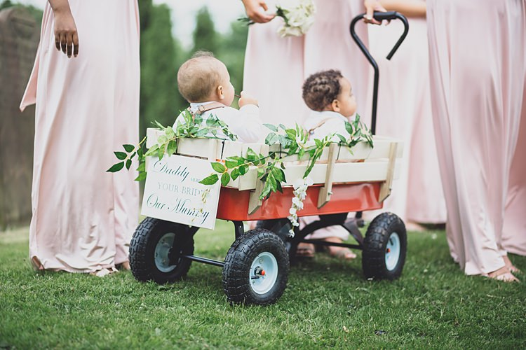 Wagon Baby Children Transport Big Stylish Outdoors Glamping Wedding https://www.jessyarwood.co.uk/