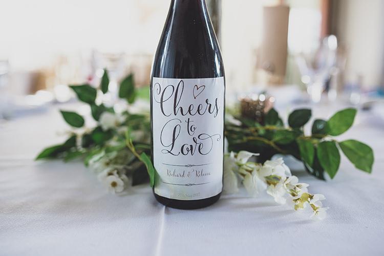 Custom Wine Labels Big Stylish Outdoors Glamping Wedding https://www.jessyarwood.co.uk/