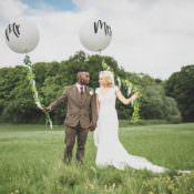 Big & Stylish Outdoors Glamping Wedding