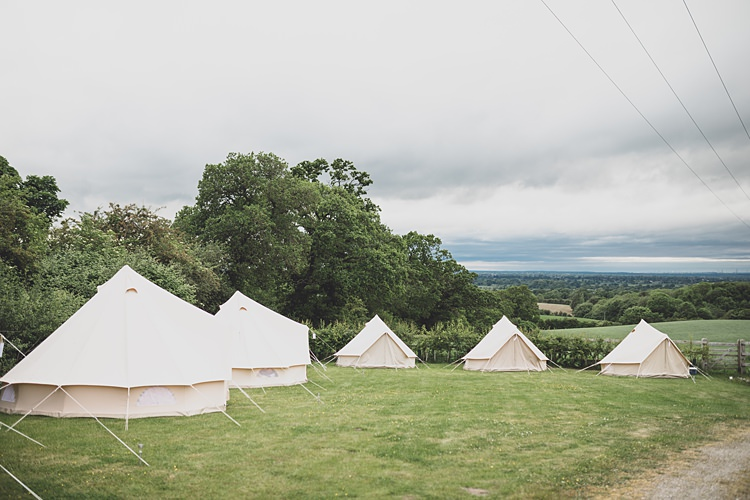 Camping Bell Tents Big Stylish Outdoors Glamping Wedding https://www.jessyarwood.co.uk/